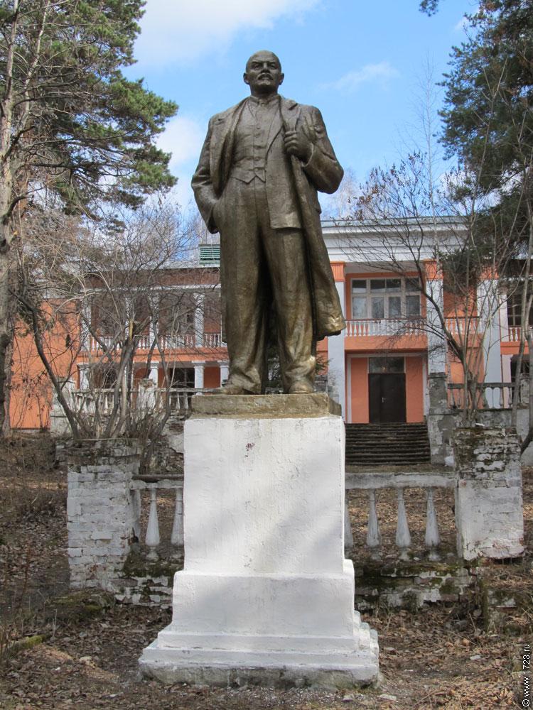 фото памятника ленину в г.бор