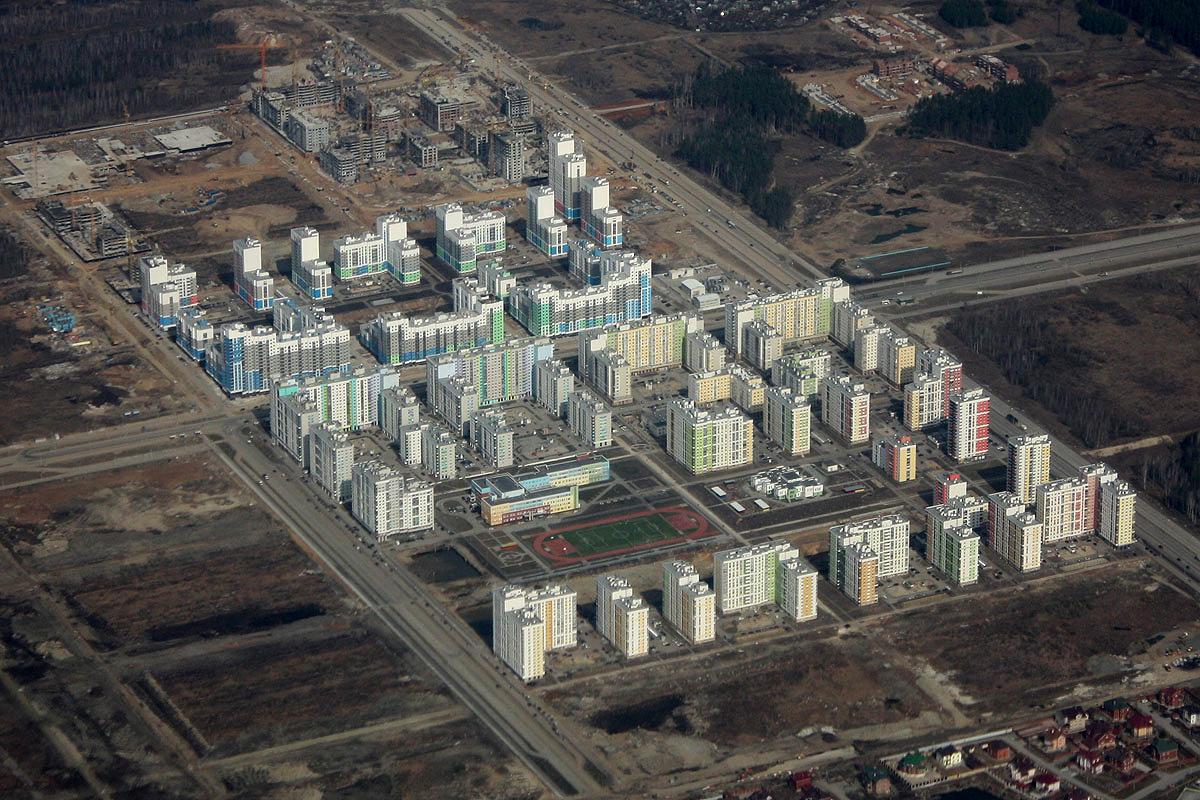 """""""Академический """"- один из самых желанных районов Екатеринбурга, но пока там только два провайдера."""