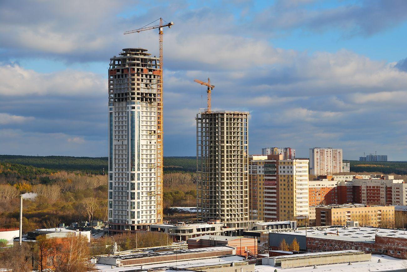 Фото строительства олимпийского комплекса 6
